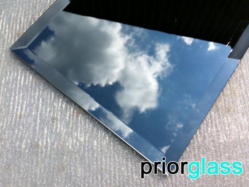 Фацет на зеркалах от Приоргласс - фото