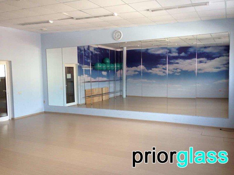 Зеркала для танцевальных залов фото №11