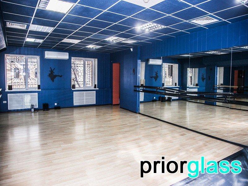 Зеркала для танцевальных залов фото №4