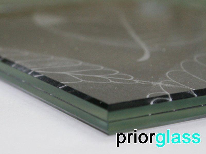 Обработка кромки стекла фото №3