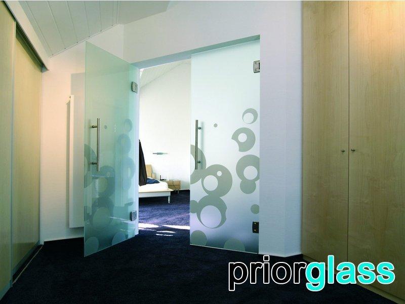 стеклянная дверь фото №3