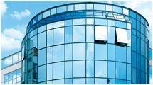 светопрозрачные конструкции из алюминиевого профиля для зданий