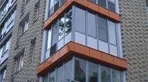 ограждений лоджий, балконов