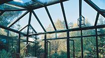 светопрозрачные конструкции из алюминиевого профиля для зимних садов