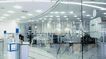 светопрозрачные конструкции из алюминиевого профиля для витрин
