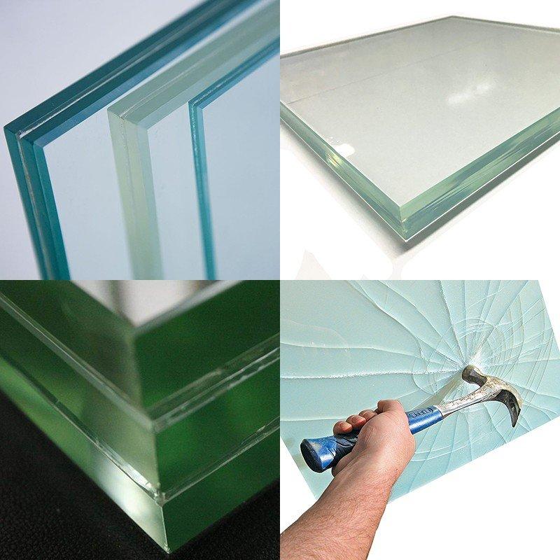 стекла для душевых кабин