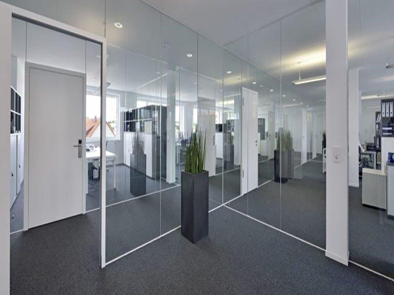 Перегородки офисные шумостойкие
