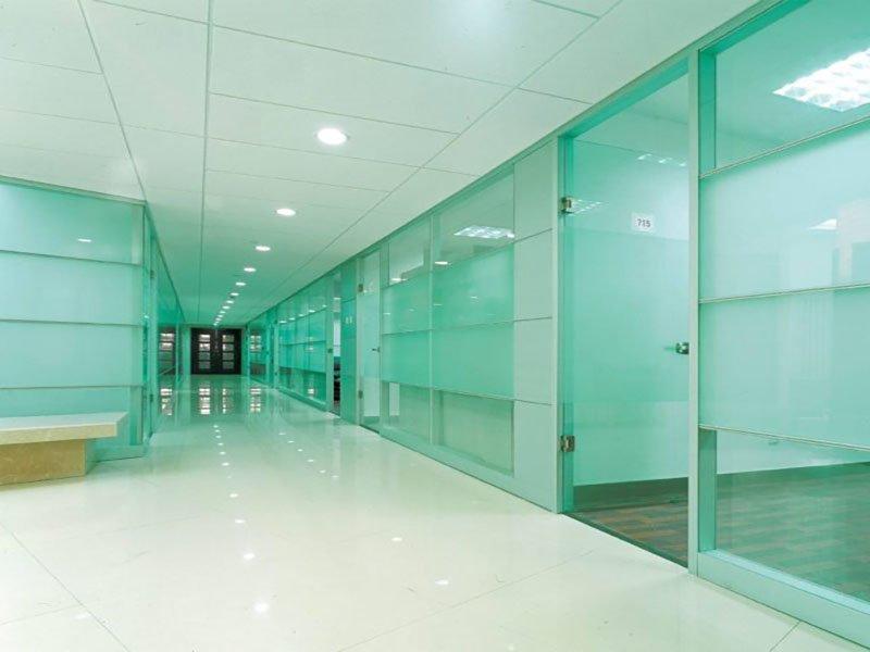 Перегородки офисные шумостойкие - фото №3