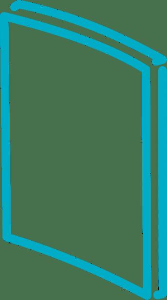 Триплекс стекло  - Гибкость