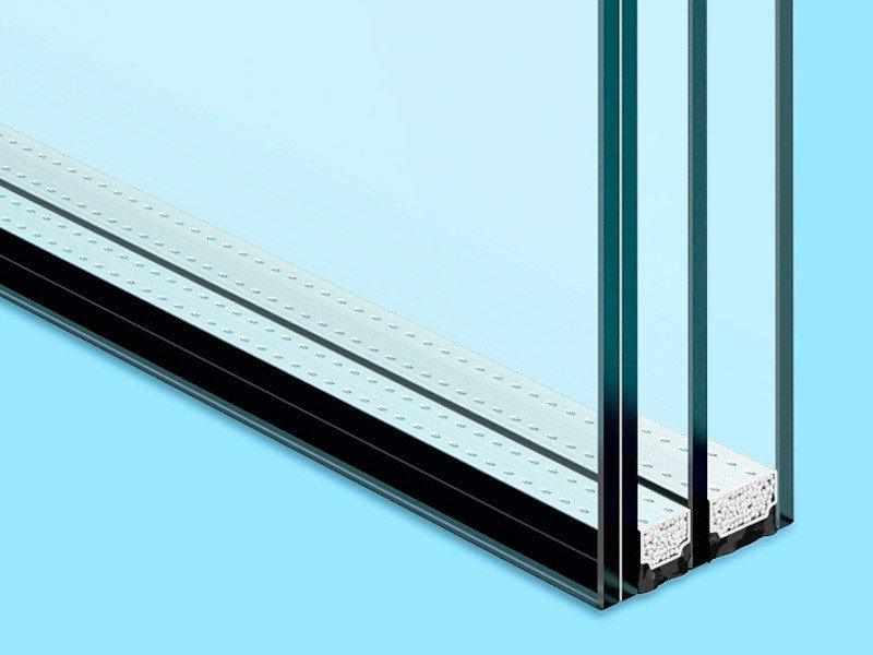 Триплекс стекло - Сборка стеклопакетов стриплексом