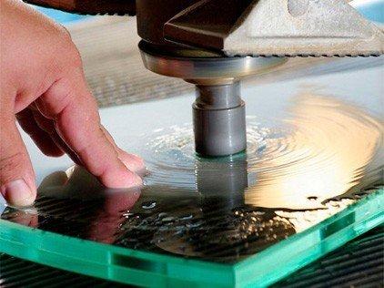 Триплекс стекло - Сверление отверстий в триплексе