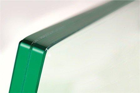 Триплекс стекло - Полировка кромки триплекса